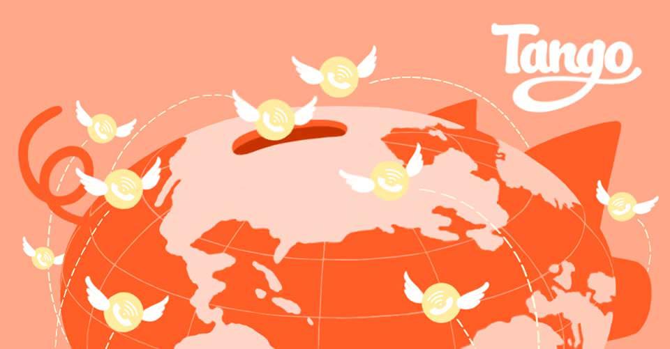 Tango: Appel vidéo et messages gratuits