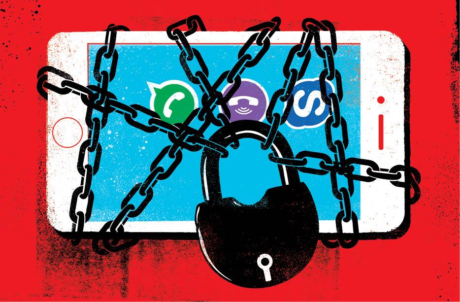 WhatsApp, Skype et Viber, le casse-tête des opérateurs