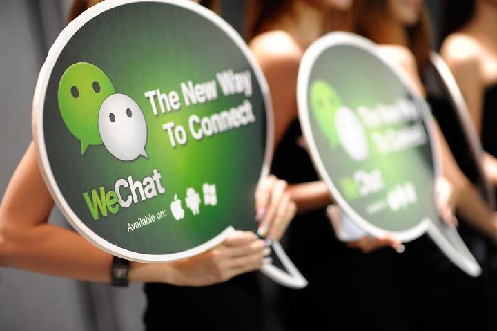 WeChat : « Notre stratégie pour nous développer en Europe »